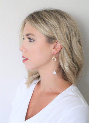 Peaceful Earrings - Carolyn Hearn Designs