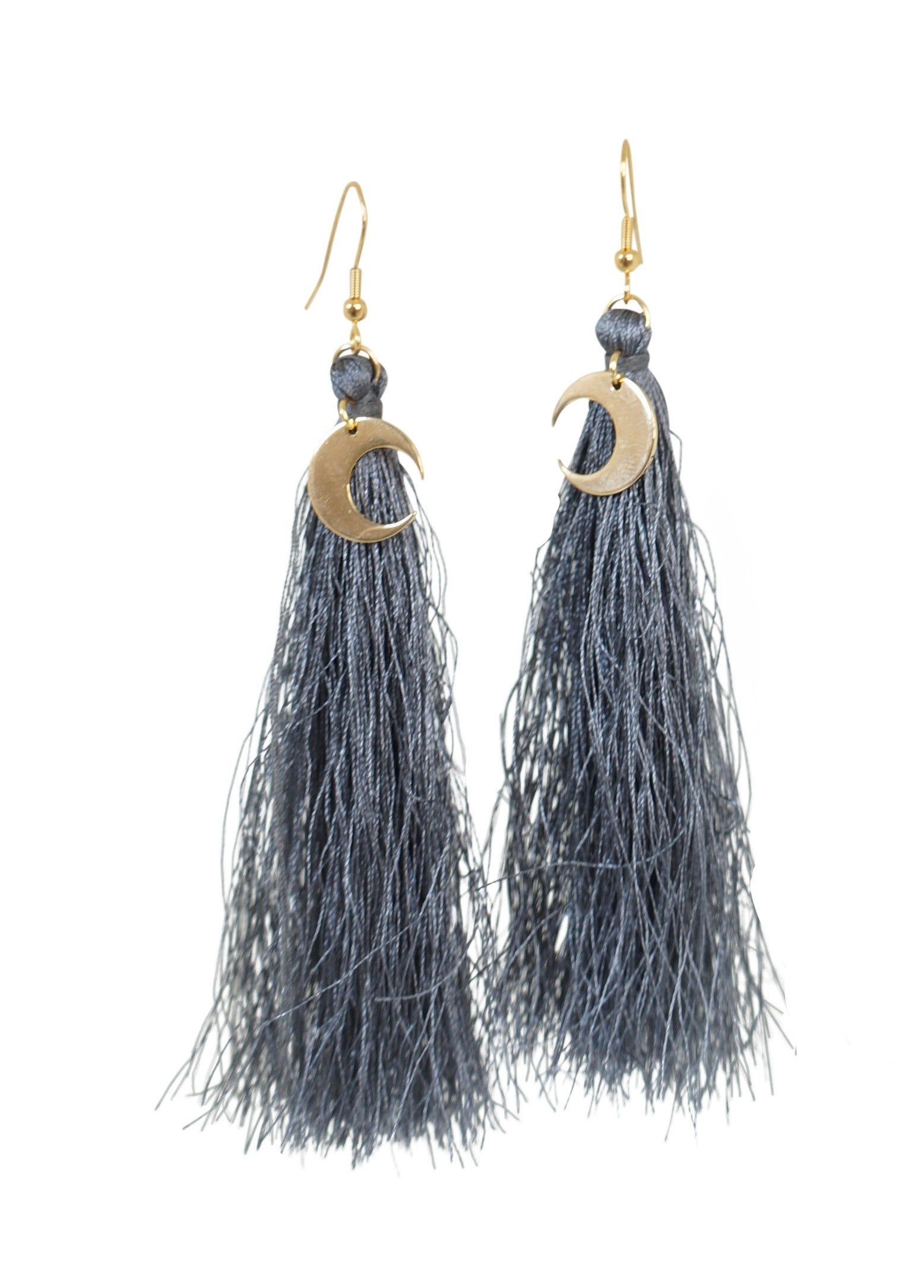 Crescent Earrings - Carolyn Hearn Designs
