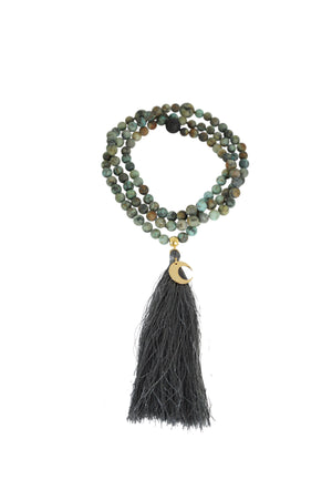 Purpose Mantra Mala - Carolyn Hearn Designs
