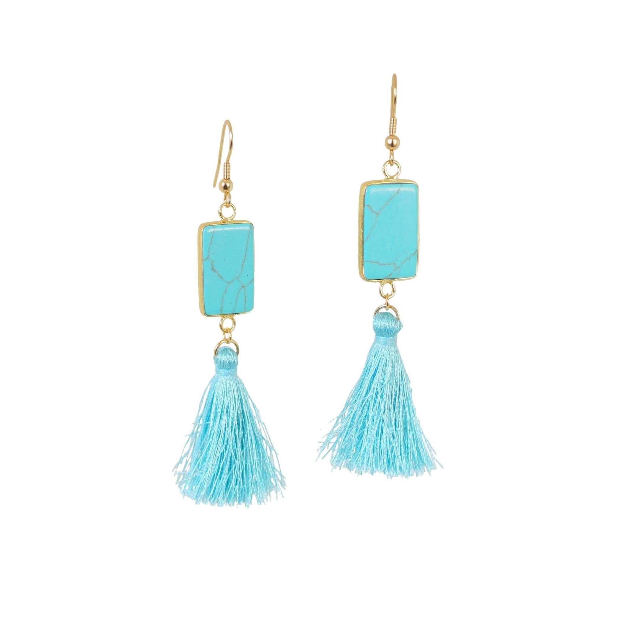 Connected Earrings