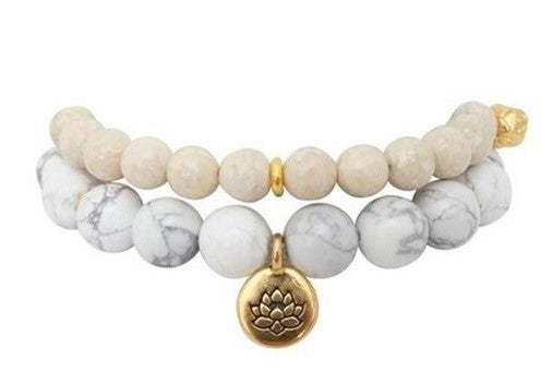 Calm Stack - Carolyn Hearn Designs