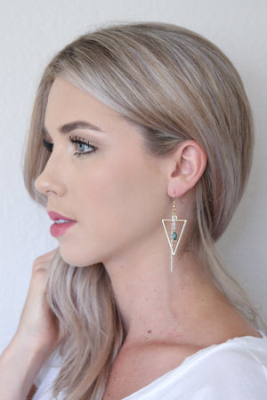 Awakening Earrings - Carolyn Hearn Designs