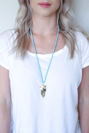 Awareness Necklace - Carolyn Hearn Designs