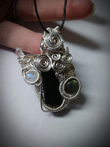 Beautiful handcrafted pendant
