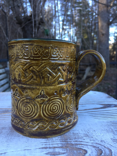 Celtic design Mug