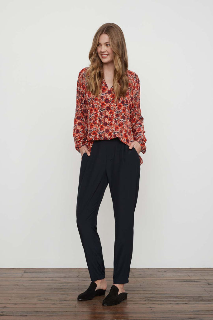 The Dreamer Label Edgeland Sunset Blouse