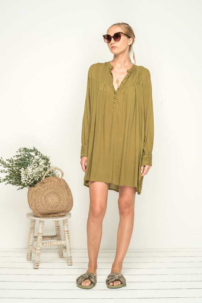 Bird & Kite Aisha Shirt Dress