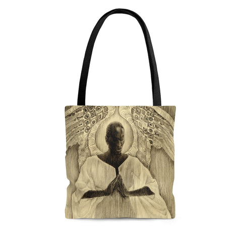 Adinkra Pillow- FAITH