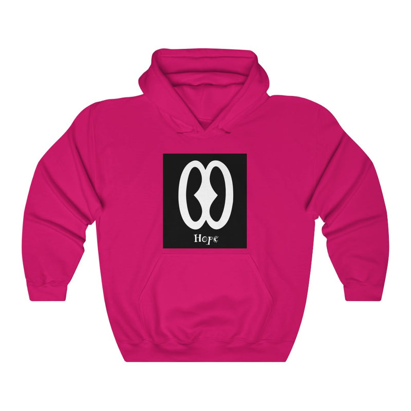 Hope - ADINKRA  Unisex Heavy Blend™ Hooded Sweatshirt