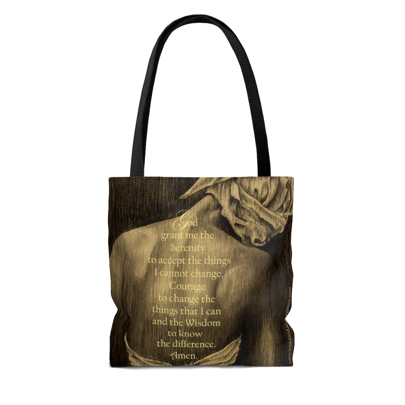 MOMENT TO MYSELF Tote Bag