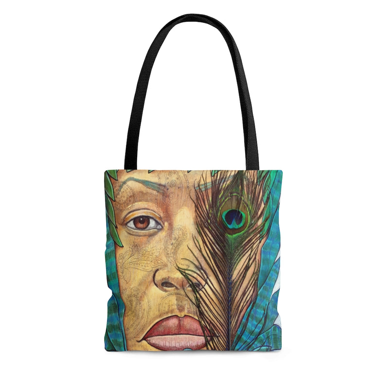 IRIDESCENT BEAUTY-  Tote Bag