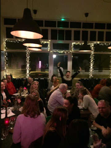 One of Margate's packed quiz nights