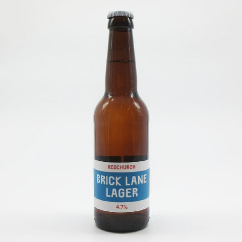 Redchurch Brick Lane Lager