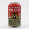 Belching Beaver: Peanut Butter Milk Stout 5.3% [355ml]