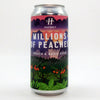 Hackney: Millions of Peaches Can 4% [440ml]