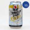 Left Hand: Travelin' Light Can 4.8% [355ml]