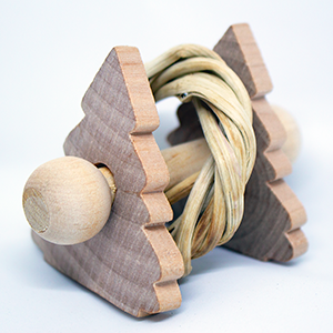 Tree Willow Ring Rattle