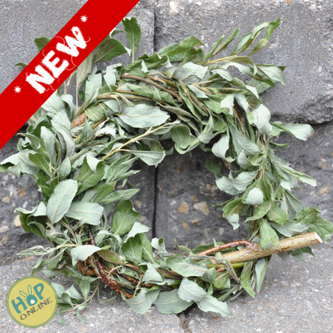 Hop Online Willow Wreath