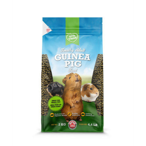 Martin Timothy Adult Guinea Pig Food