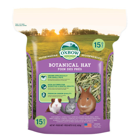 Oxbow Hay - Botanical 15oz