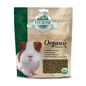 Oxbow BT Organic Guinea Pig Food 3lb