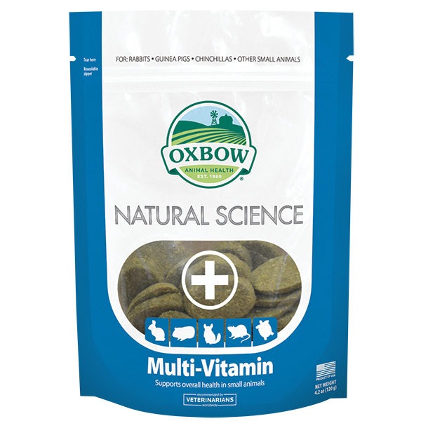 Oxbow NS Multi-Vitamin Supplement