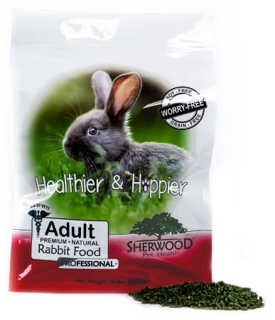 Sherwood Adult Rabbit Professional