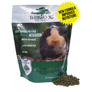 Sherwood Adult Guinea Pig Timothy