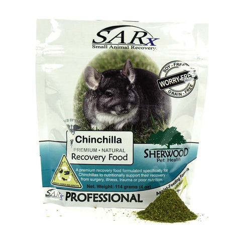 Sherwood SARx Recovery Chinchilla