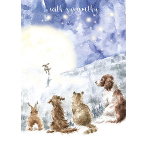 Sympathy Card - Farewell Friend
