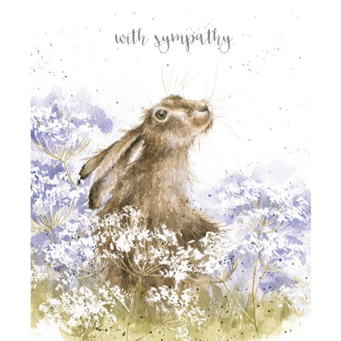 Sympathy Card - Here For You