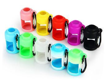 Juice Bottle Holder Silicon