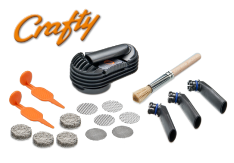 Crafty Wear & Tear Set - Storz & Bickel