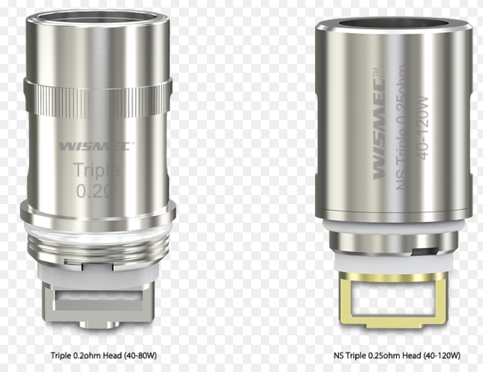 Wismec Reux Mini / Elabo Replacement Coil (5pk)