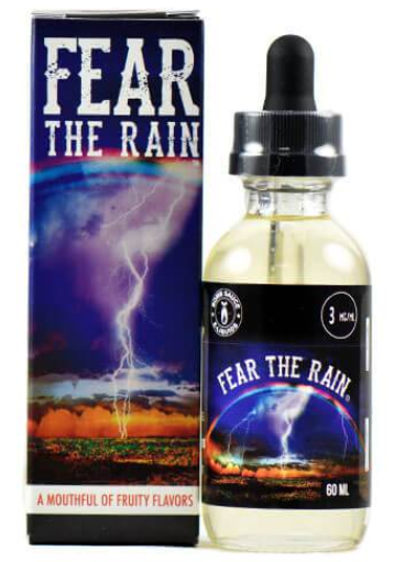 Fear the Rain 60mls