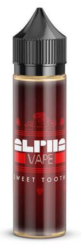Alpha Sweet Tooth 60mls