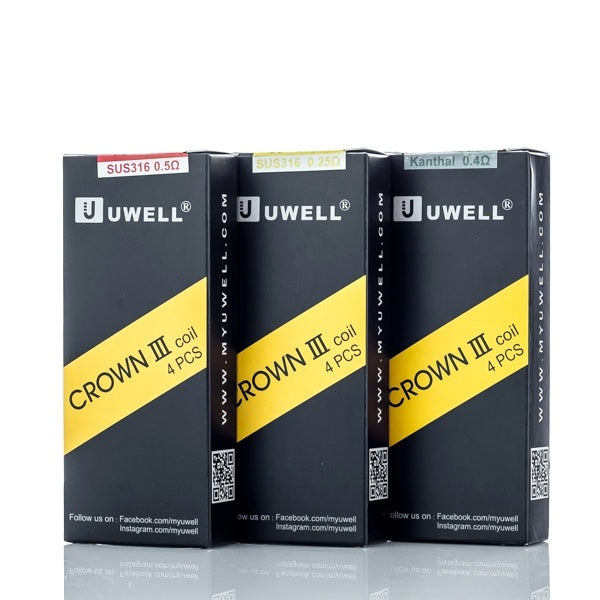 Uwell Crown 3 Coils 4pk