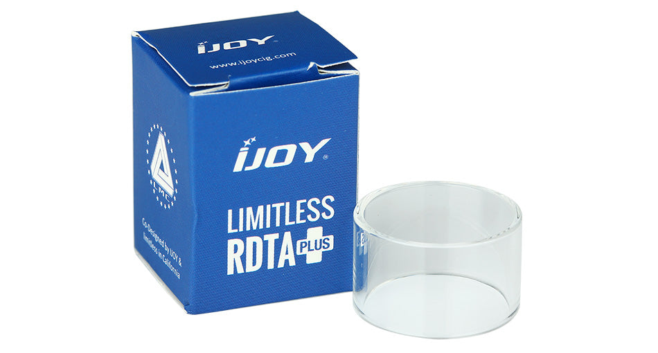 iJoy Limitless Plus RTDA Replacement Glass