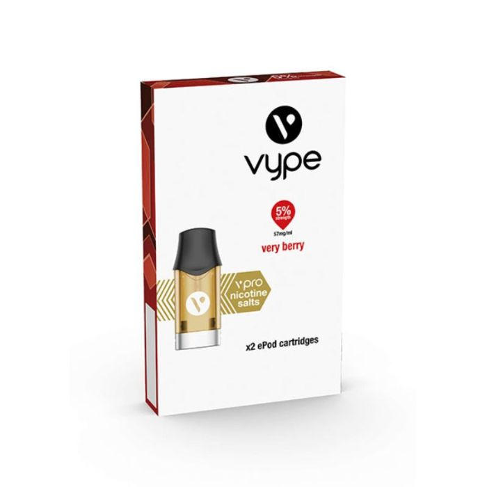 Vype ePod Very Berry Cartridges