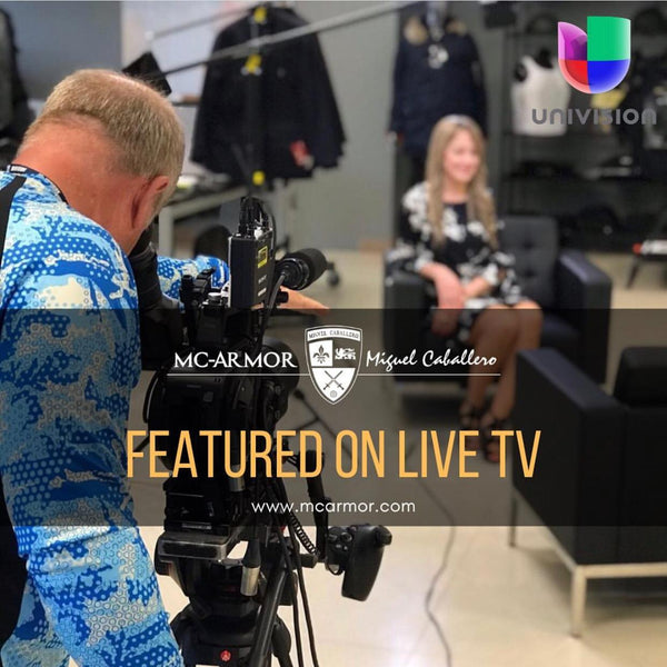 MC ARMOR ON UNIVISION