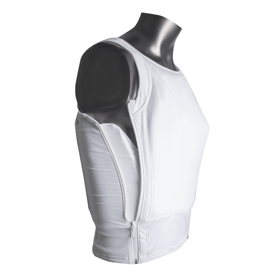 FEMALE PERFECT TANK TOP WITH SIDE PROTECTION - LEVEL IIIA