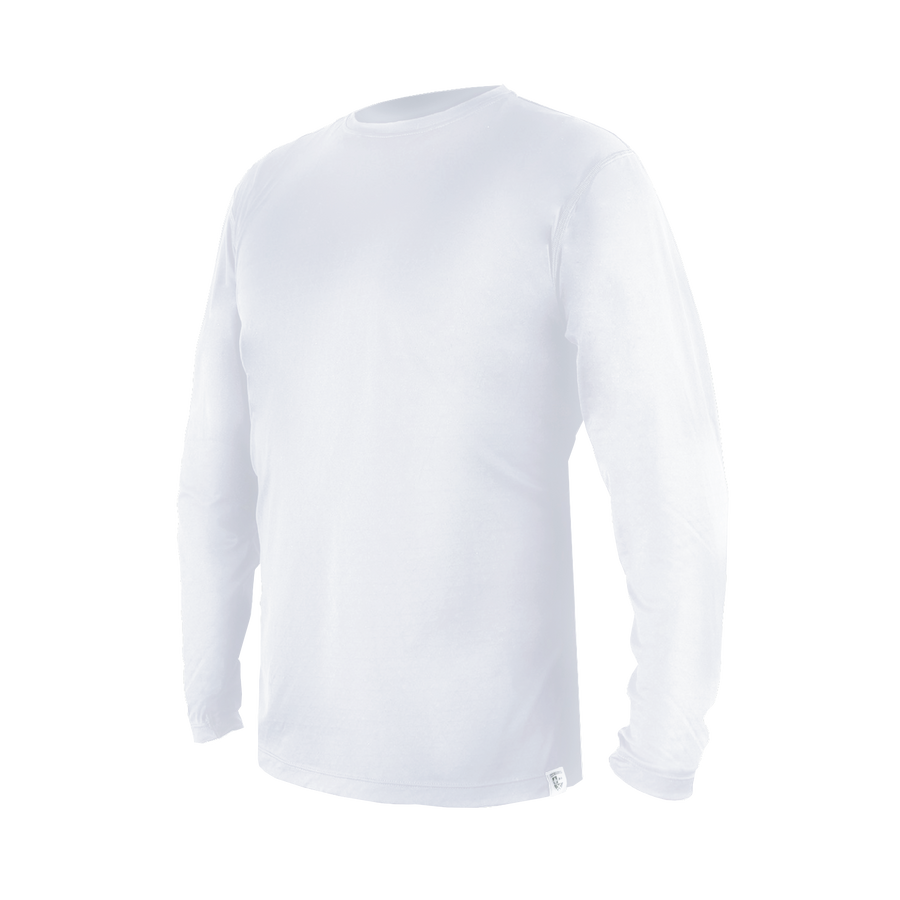 COOL T-SHIRT - LONG SLEEVE & ROUND NECK