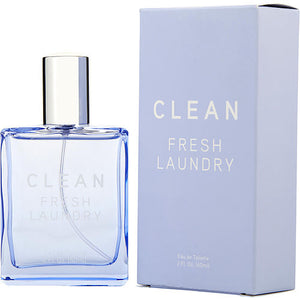 CLEAN FRESH LAUNDRY by Clean EDT SPRAY 2 OZ