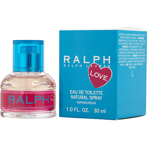 RALPH LOVE by Ralph Lauren EDT SPRAY 1 OZ