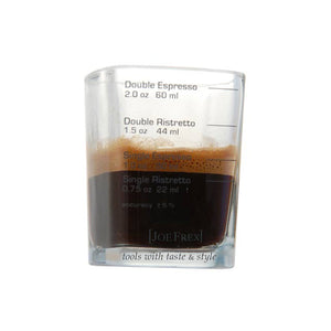 Espresso 60ml Measure Glass - Joe Frex