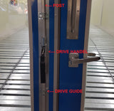Direct Drive Door Handel Kit - 2400mm