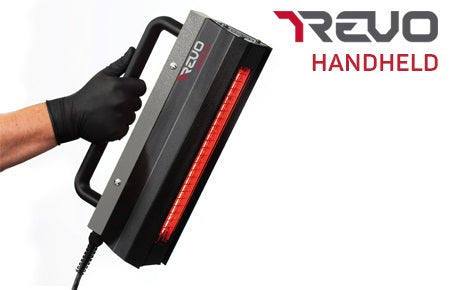 Revo Hand Held Unit - IR110