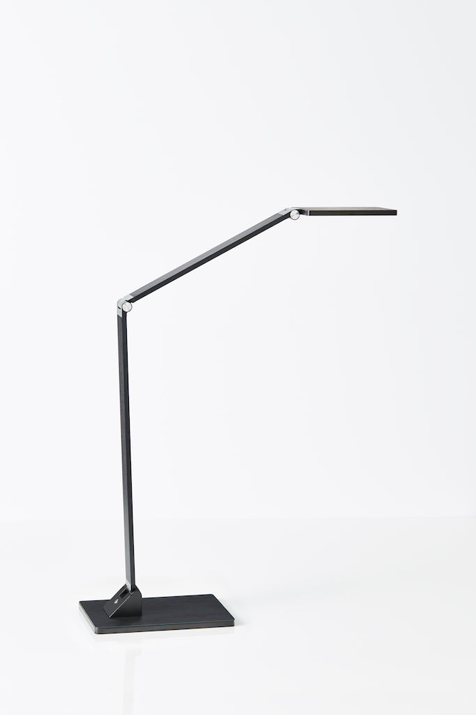 Fremantle LED desk lamp in black