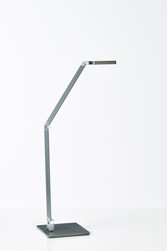 St Kilda LED desk lamp in Grey Blue