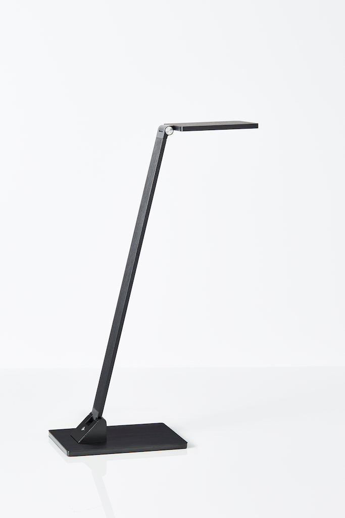 Fitzroy LED desk lamp in Black
